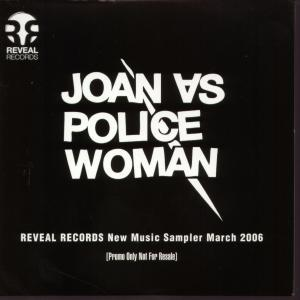 REVEAL RECORDS NEW MUSIC SAMPLER MARCH 2006 - Various - CD