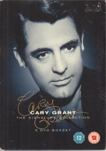 CARY GRANT - Signature Collection - DVD Box