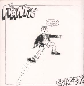 FRANTIC - Almighty - 12 inch 45 rpm