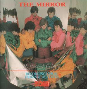 MIRROR (PSYCH BAND) - Reflected Glory - 12 inch 45 rpm