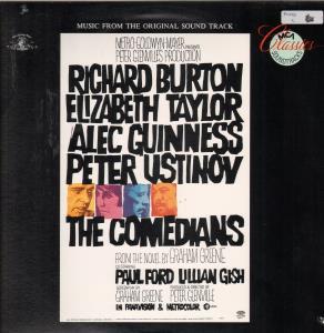 COMEDIANS SOUNDTRACK - Music From the Original Soundtrack - LP