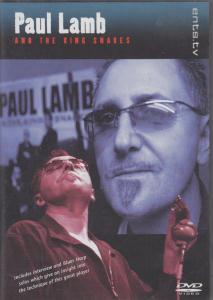 PAUL LAMB AND THE KING SNAKES - S/T - DVD