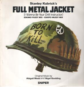 FULL METAL JACKET - S/T - 12 inch 45 rpm