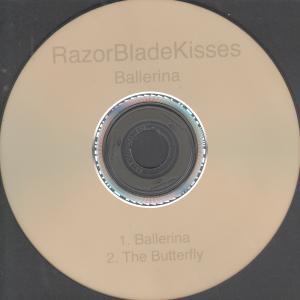 Razor Blade Kisses Ballerina