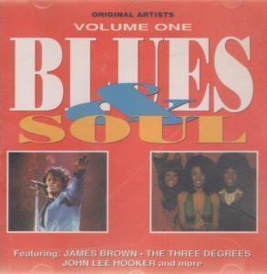 BLUES AND SOUL - Various - CD