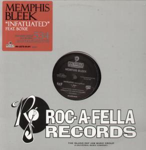 Memphis Bleek Featuring Jay Z Infatuated
