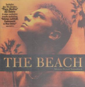 BEACH MOTION PICTURE SOUNDTRACK - Various - CD