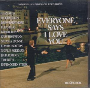 EVERYONE SAYS I LOVE YOU: ORIGINAL SOUNDTRACK RECO - Various Artists - CD