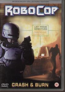 ROBOCOP - Crash and Burn - DVD