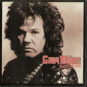 GARY MOORE - Ready For Love - 45T (SP 2 titres)