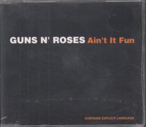 GUNS N ROSES - Ain't It Fun - CD