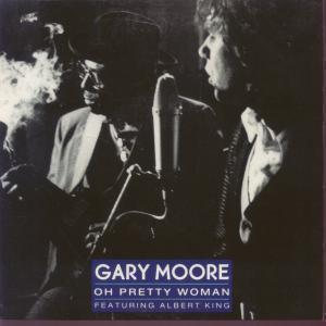 GARY MOORE - Oh Pretty Woman - 45T (SP 2 titres)