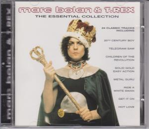 marc bolan and t rex essential collection