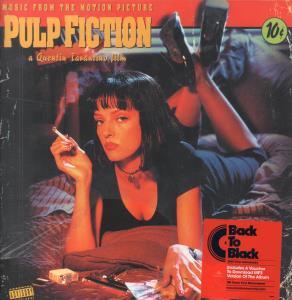 PULP FICTION SOUNDTRACK - Various - 33T