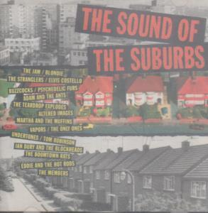 SOUND OF THE SUBURBS - Various - CD