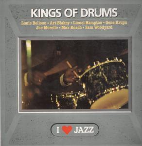 KINGS OF DRUMS - Various - 33T