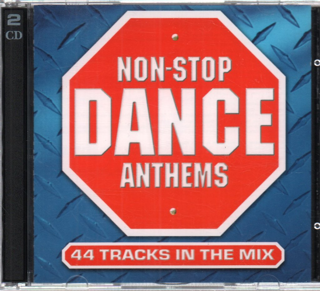 NON STOP DANCE ANTHEMS - Various - CD