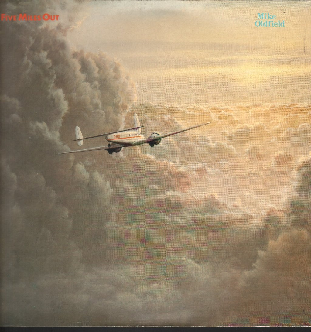 mike oldfield five miles out