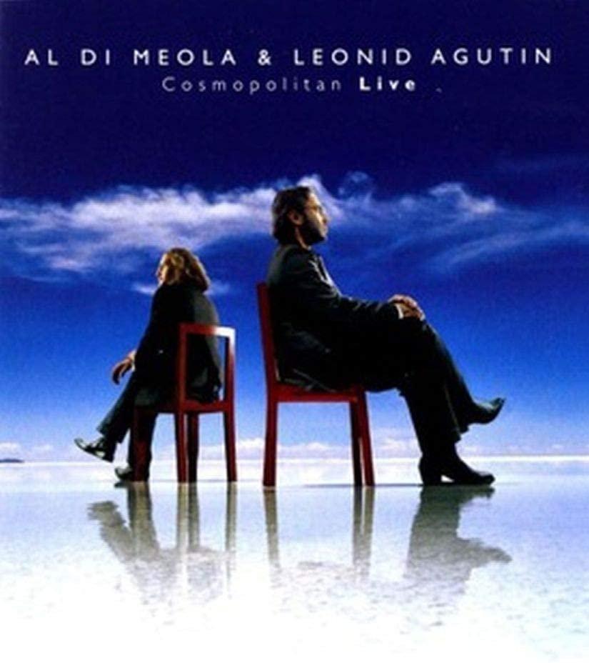 AL DI MEOLA AND LEONID AGUTIN - Cosmopolitan Live - DVD