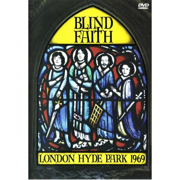 BLIND FAITH - London Hyde Park 1969 - DVD