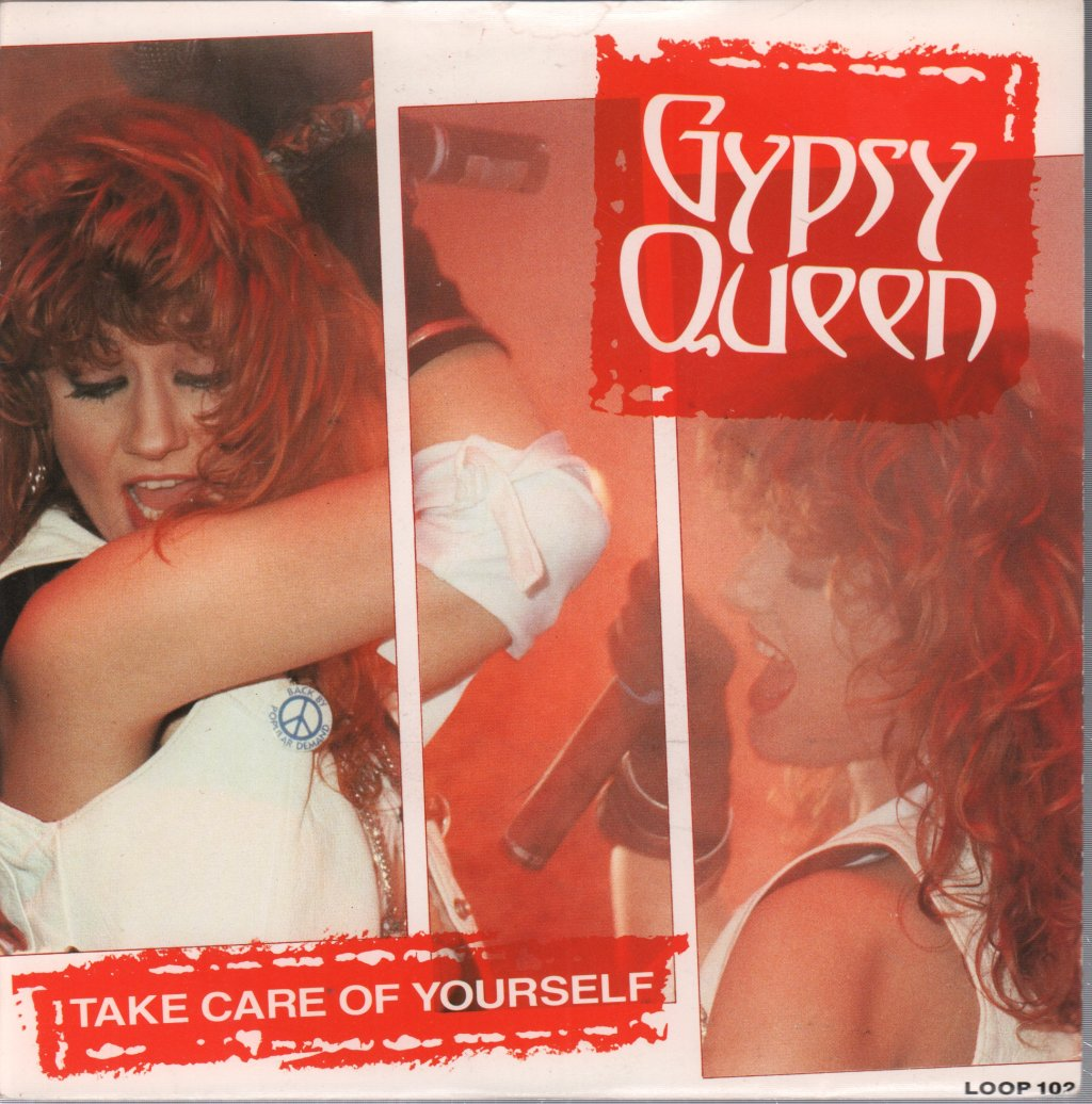 GYPSY QUEEN - Take Care of Yourself - 45T (SP 2 titres)