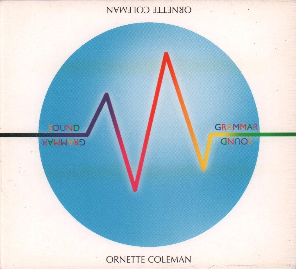 ORNETTE COLEMAN - Sound Grammar - CD