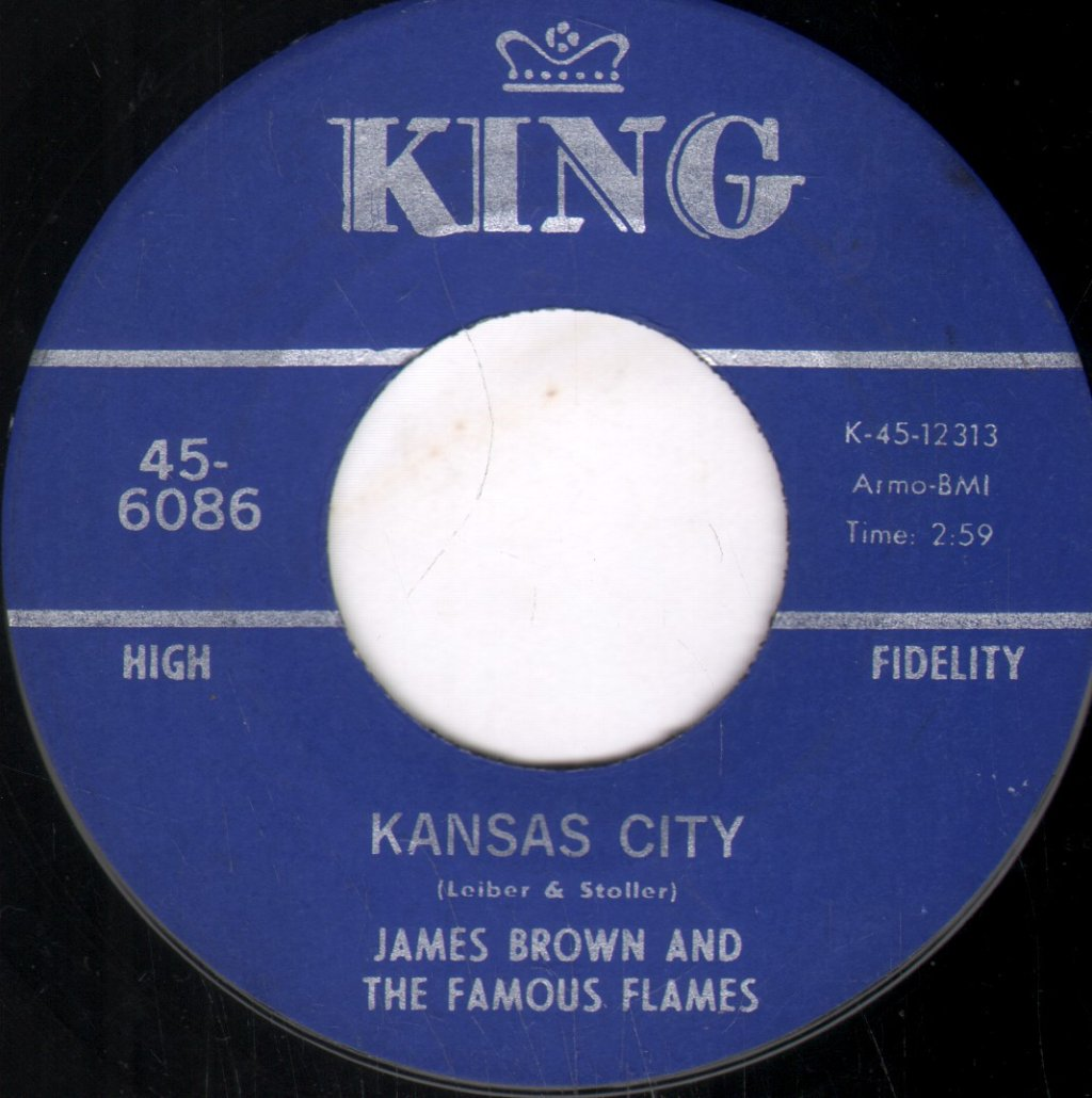 james brown and the famous flames kansas city / stone fox