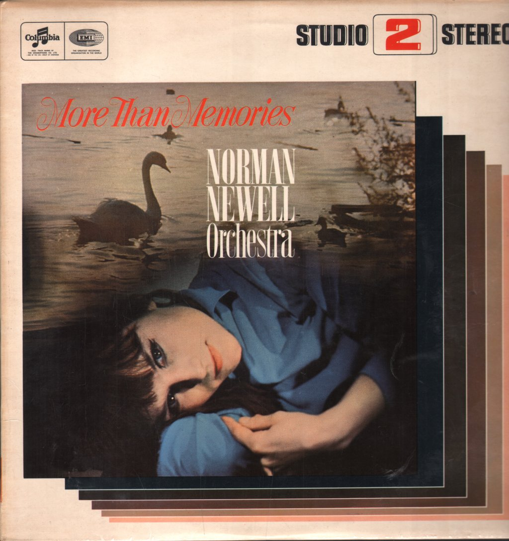 NORMAN NEWELL ORCHESTRA - More Than Memories - 33T