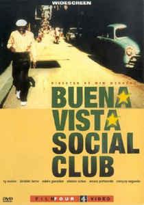 BUENA VISTA SOCIAL CLUB - Buena Vista Social Club - DVD