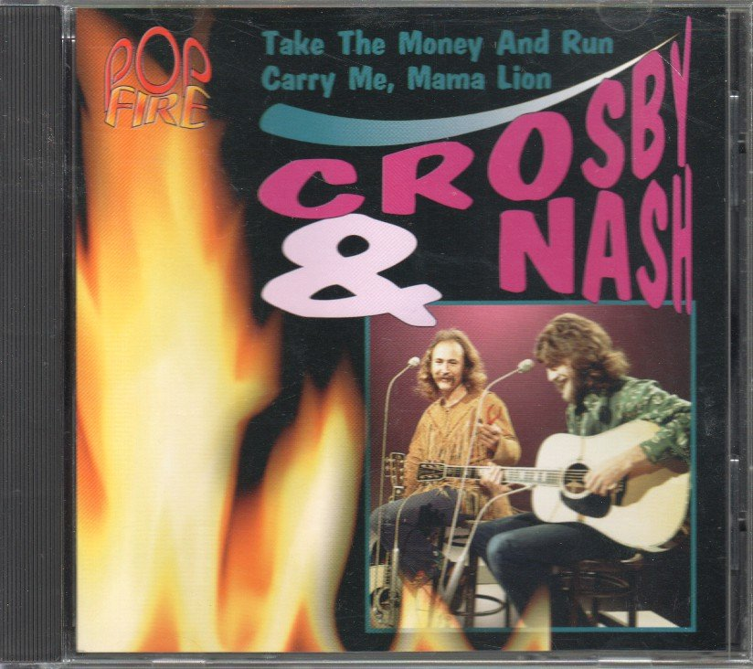 CROSBY AND NASH - S/T - CD