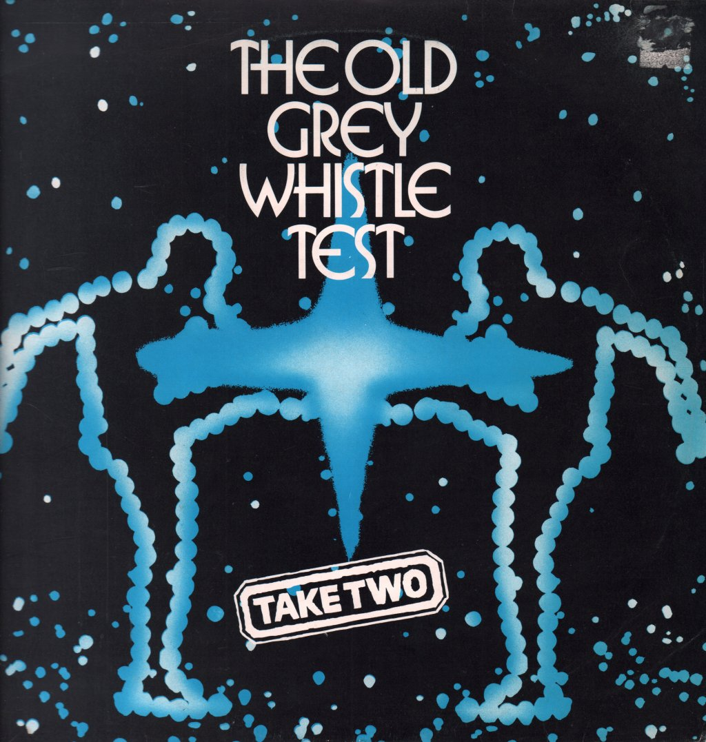 OLD GREY WHISTLE TEST TAKE TWO - Various - 33T x 2