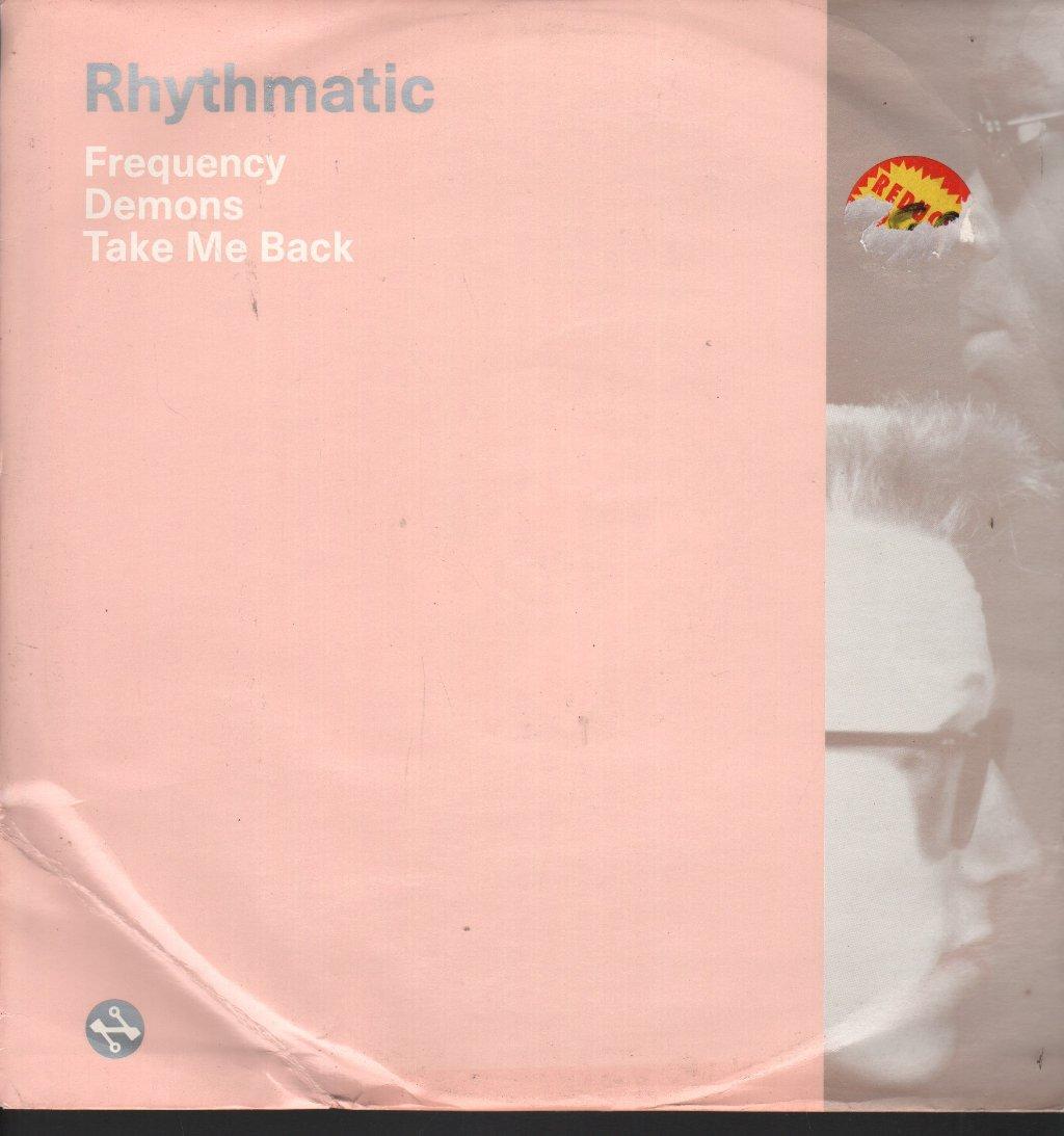 RHYTHMATIC - Frequency - 12 inch 45 rpm