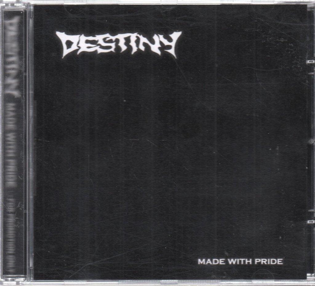 DESTINY (GERMAN) - Made With Pride - CD-ROM