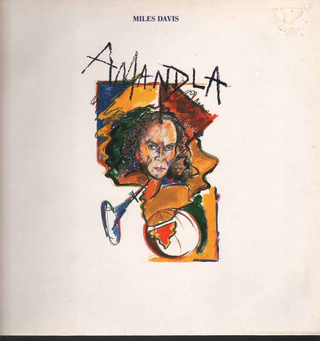 MILES DAVIS - Amandla - 33T