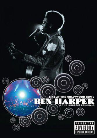 BEN HARPER & THE INNOCENT CRIMINALS - Live At the Hollywood Bowl - DVD
