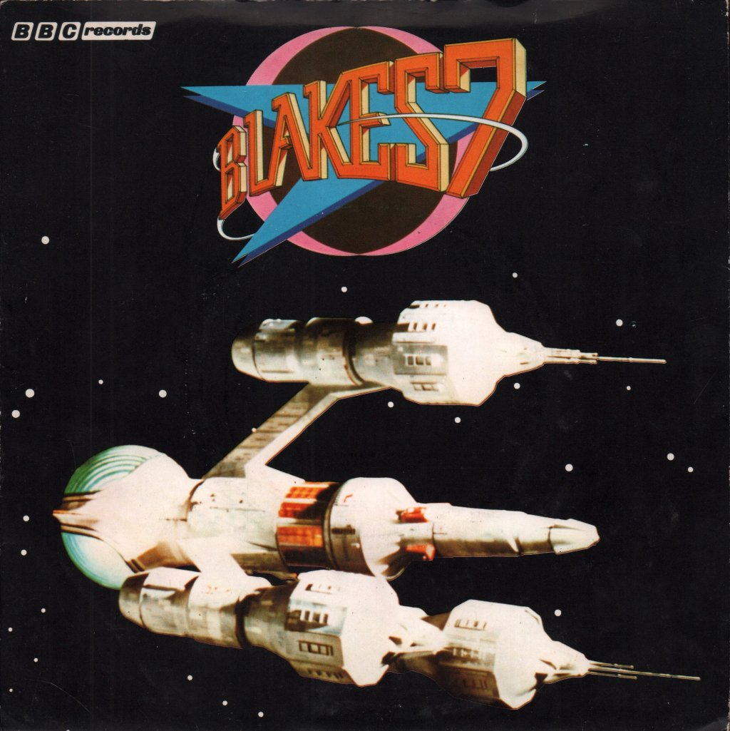 DUDLEY SIMPSON ORCHESTRA - Blake's 7 Theme - 7inch (SP)