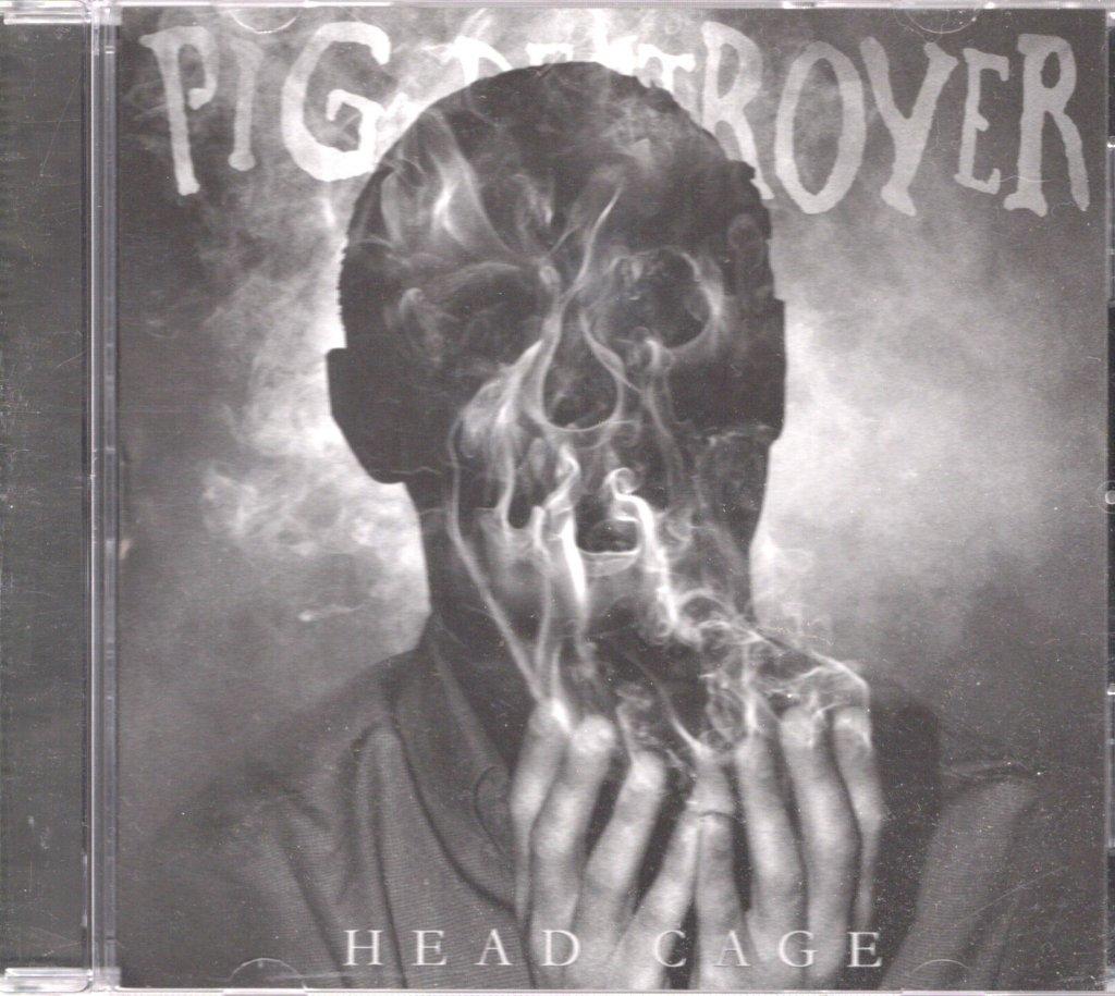 PIG DESTROYER - Head Cage - CD