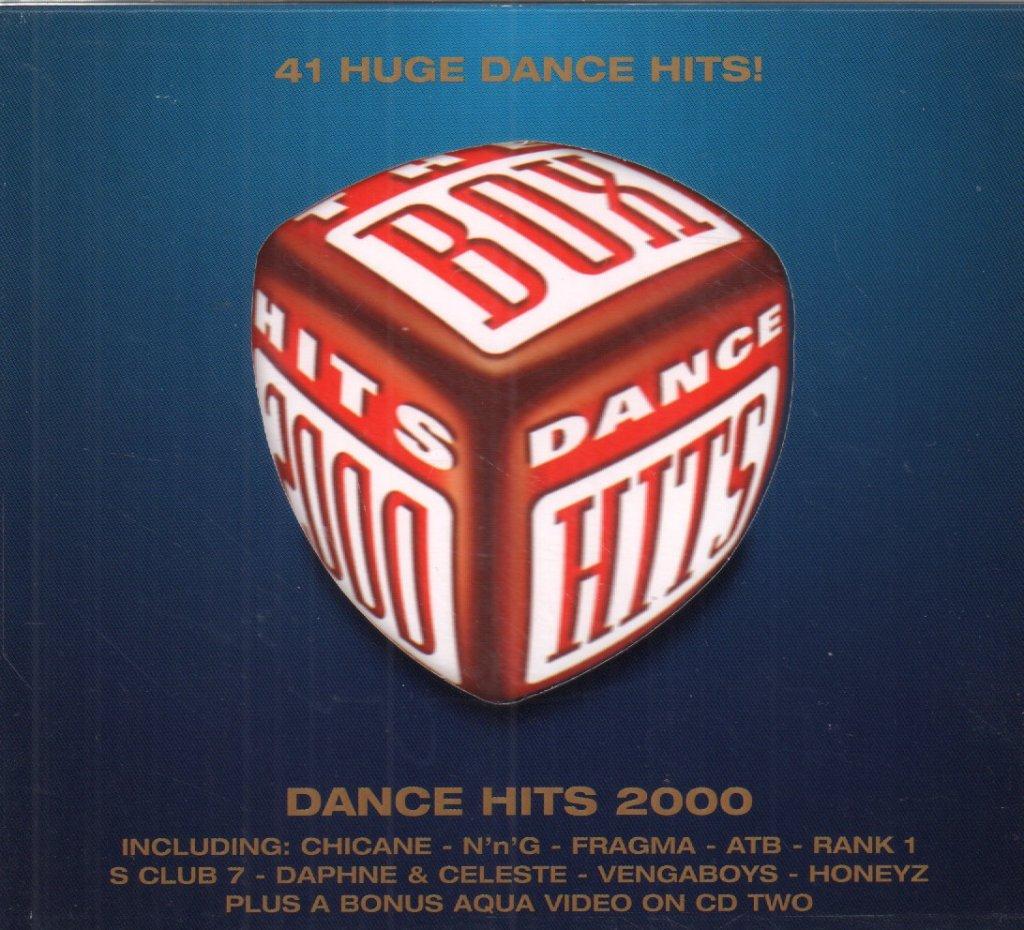 BOX DANCE HITS 2000 - Various - CD